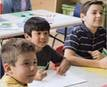 Image of children in class from Rethink Church's Back-To-School Resources for 2015. Photo courtesy of Rethink Church.