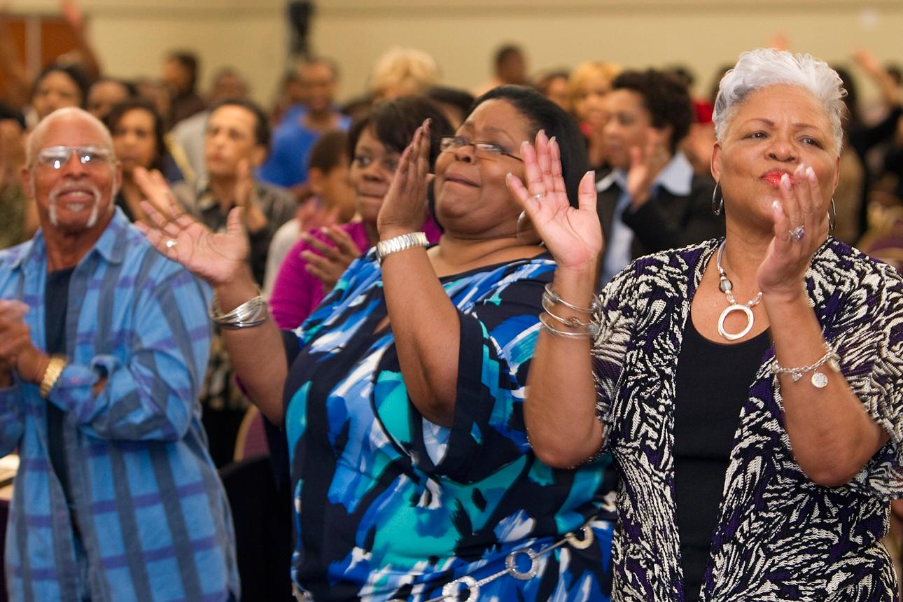 Photo by Mike DuBose, United Methodist Communications