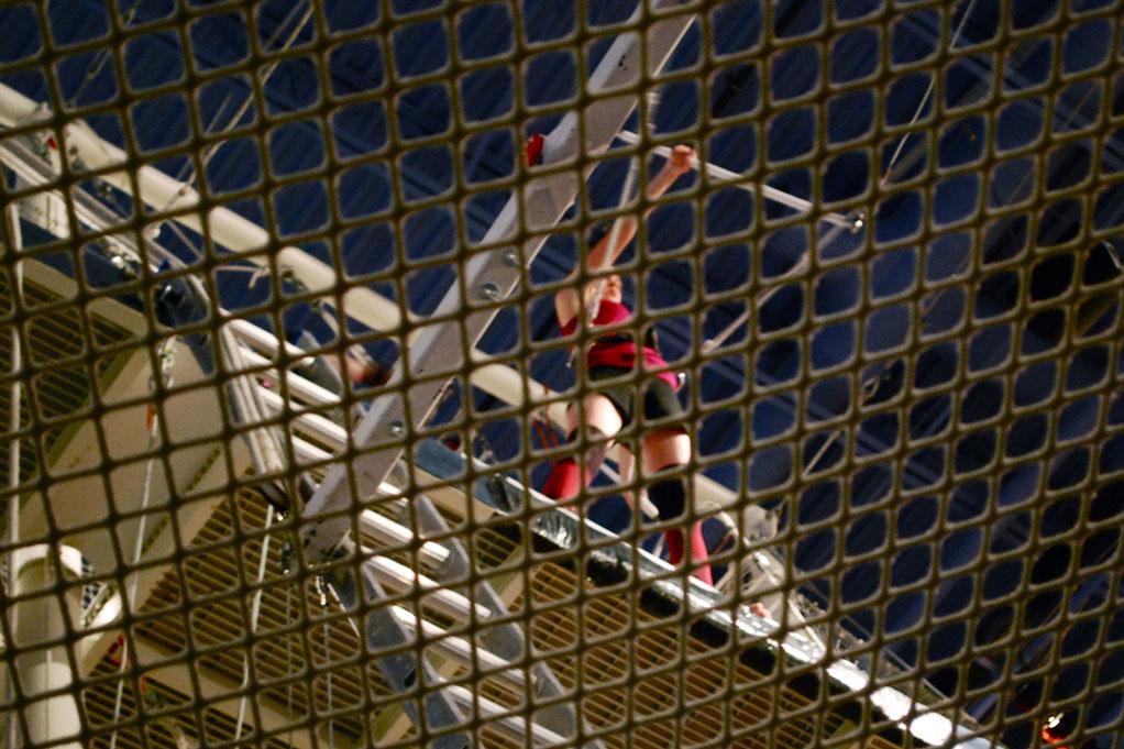 Le révérend Gary Henderson considère la grâce précédent comme un filet de sécurité pour nos vies parfois dangereuses. Photo de Laura LaRose, avec la permission de Flickr, CC2.0.