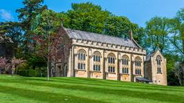 A view of Kingswood School in England. Neil Phillips Photography, courtesy of Kingswood School.