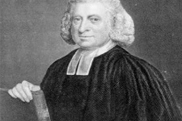 Image of Charles Wesley. Courtesy of United Methodist Commission on Archives and History.