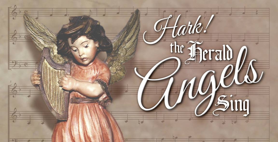 """Hymns like """"Hark! the Herald Angels Sing"""" teach us about God's love for every one of us. Image by Kathryn Price, United Methodist Communications."""