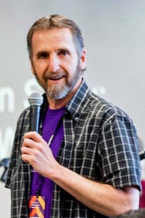 댄 울퍼트 목사는 기독교 영성훈련에 관한 여러 권의 책을 집필했다. 사진 제공: 댄 울퍼트 목사.