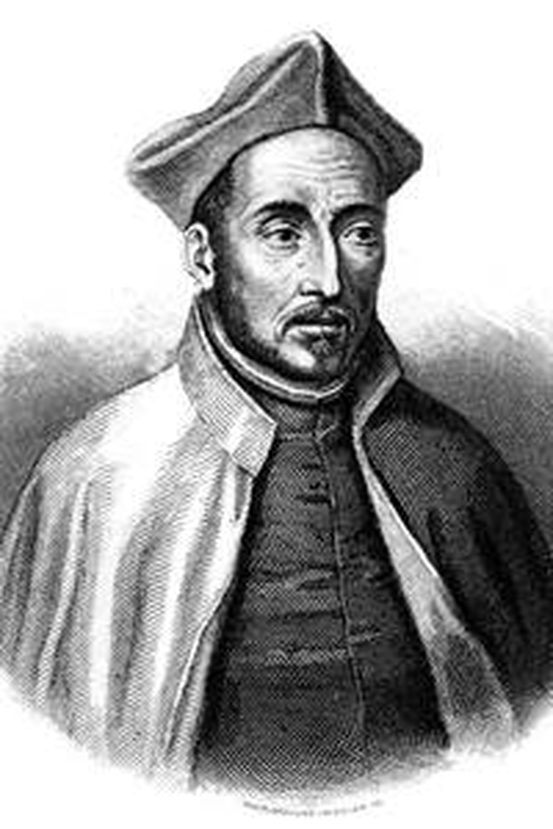 Ignatius of Loyola developed the Examen.
