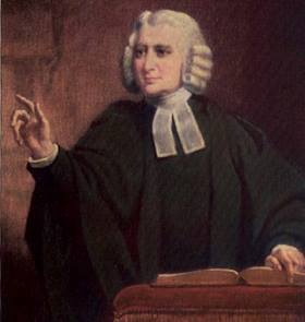 Charles Wesley wrote more than 6,000 hymns for the early Methodists. United Methodists still sing many of his hymns today.