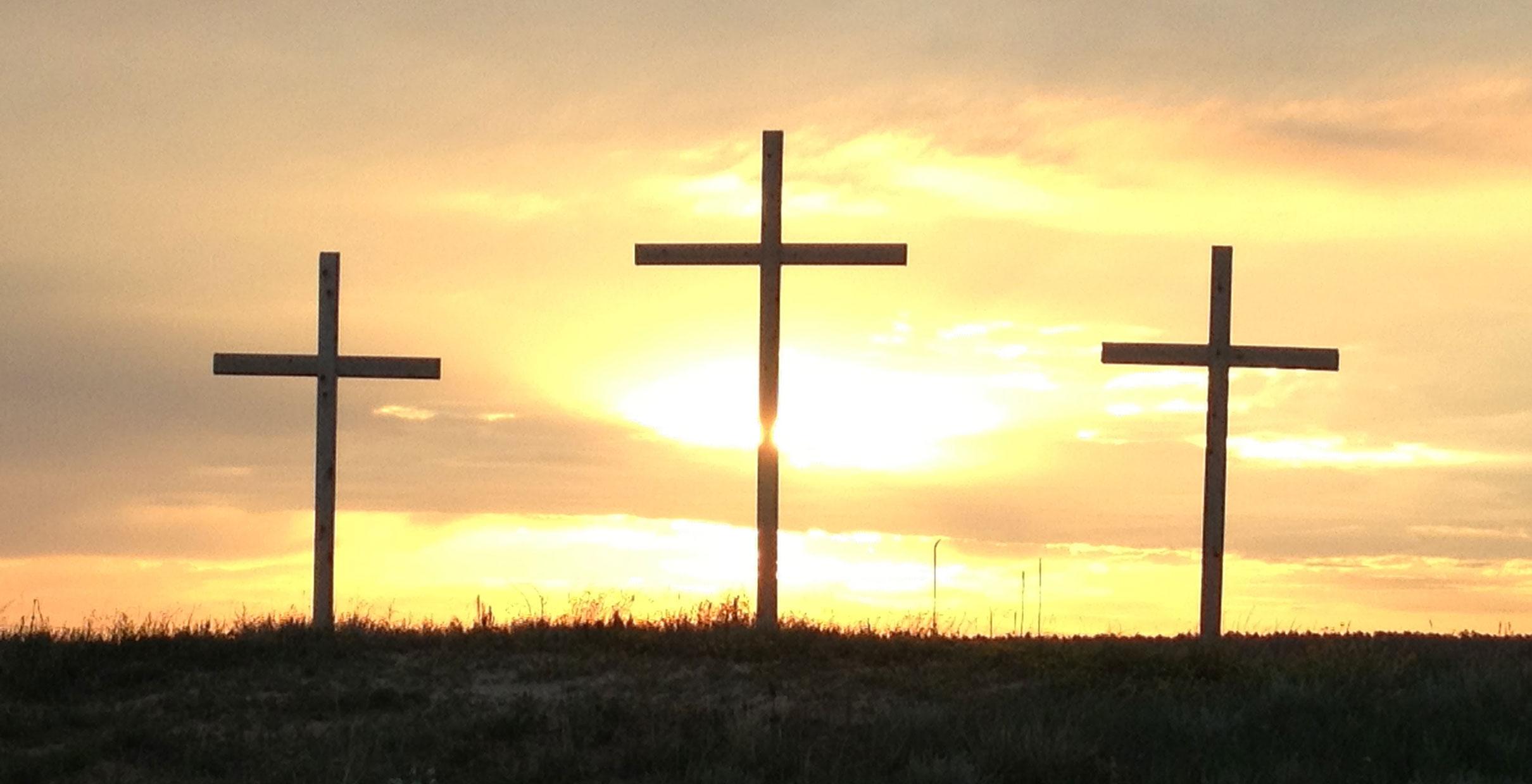On Easter Sunday, many United Methodist congregations gather at sunrise to celebrate the resurrection. Photo by Joe Iovino, United Methodist Communications.