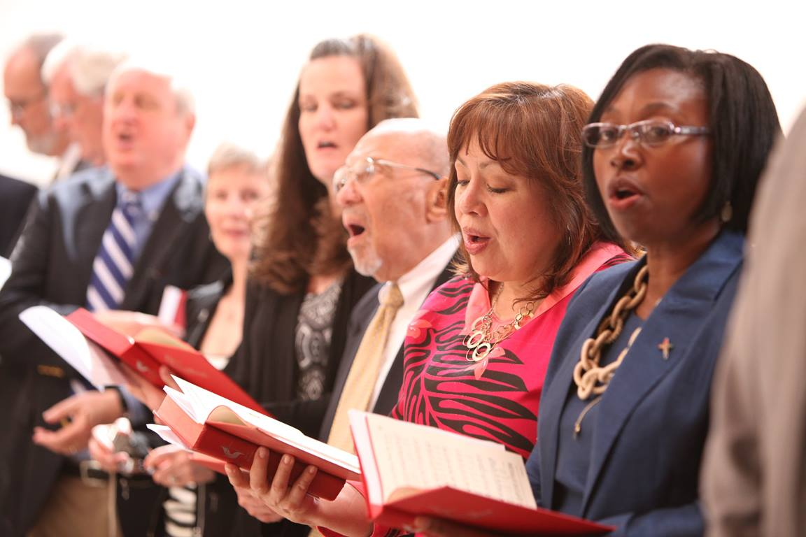 The United Methodist Church is a global denomination of more than 12 million members around the world. Photo by Kathleen Barry, United Methodist Communications.