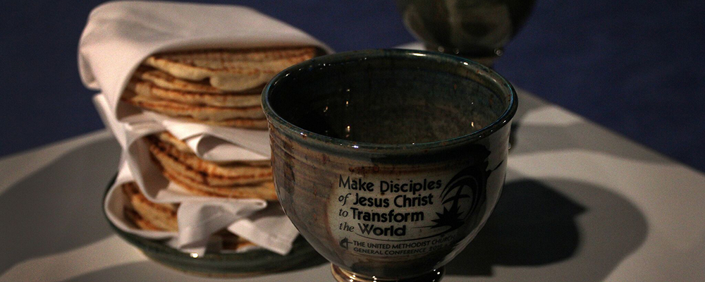 World Communion Did You Know Bread and Cup