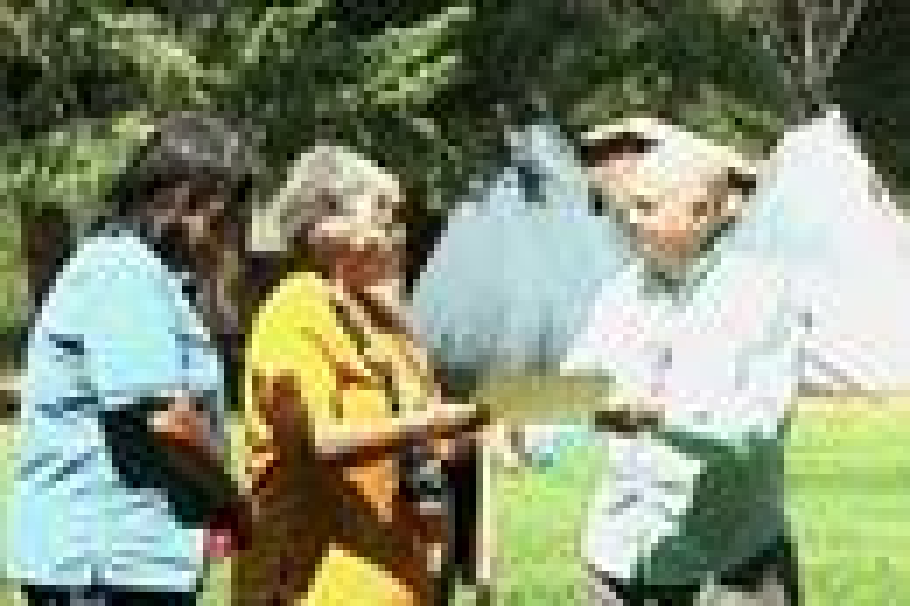 Wallowa Lake ceremony in Oregon honors return of land.