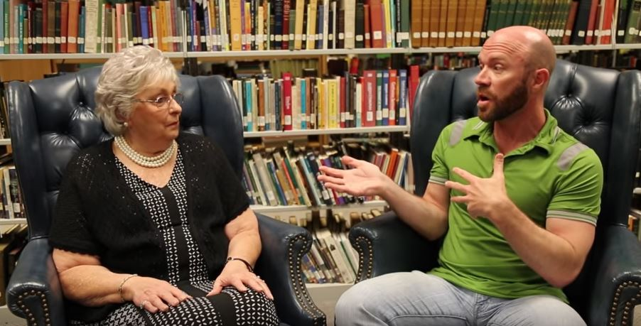 Patricia Miller, Executive Director of the Confessing Movement and Matt Berryman, former Executive Director of Reconciling Ministries talk about their friendship and their experiences serving together on the Commission on A Way Forward.