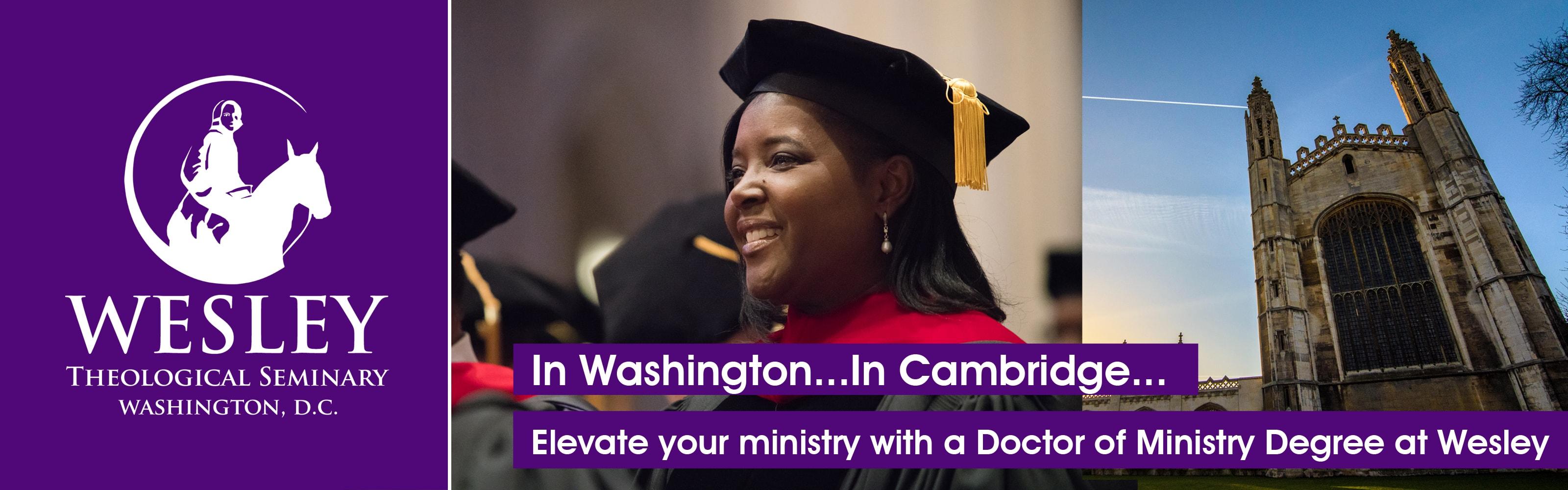 UMC Schools - Wesley Theological Seminary