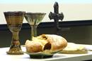 Communion is not an individual, private sacrament, rather it is celebrated by the whole gathered congregation. Photo by Diane Degnan, United Methodist Communications.