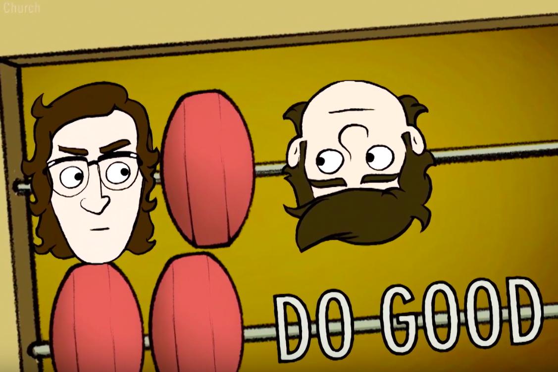 En este episodio de nuestra serie animada moderna, que presenta a los hermanos Wesley fundadores del metodismo, Juan y Carlos Wesley muestran tres reglas sencillas para una vida de santidad según Juan Wesley..
