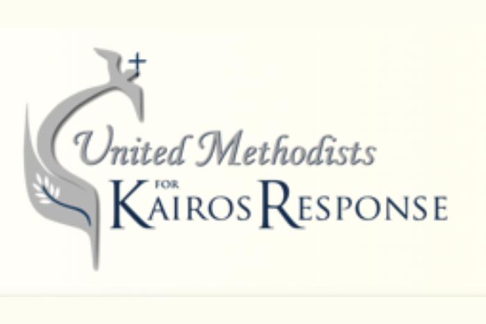 United Methodists Kairos Response logo