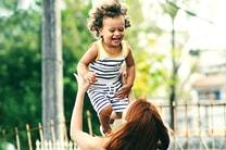 Celebrate joy with your family. Image by Sara Schork, United Methodist Communications.