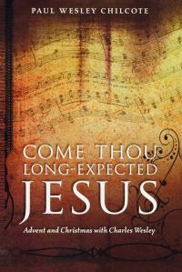 The Rev. Paul Chilcote, a United Methodist pastor, is the author of a book of Advent and Christmas devotions based on the hymns of Charles Wesley. Image courtesy of Cokesbury.com.