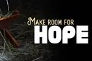 United Methodists focus on the hope we have in Christ at Christmas. Image by Troy Dossett, United Methodist Communications.