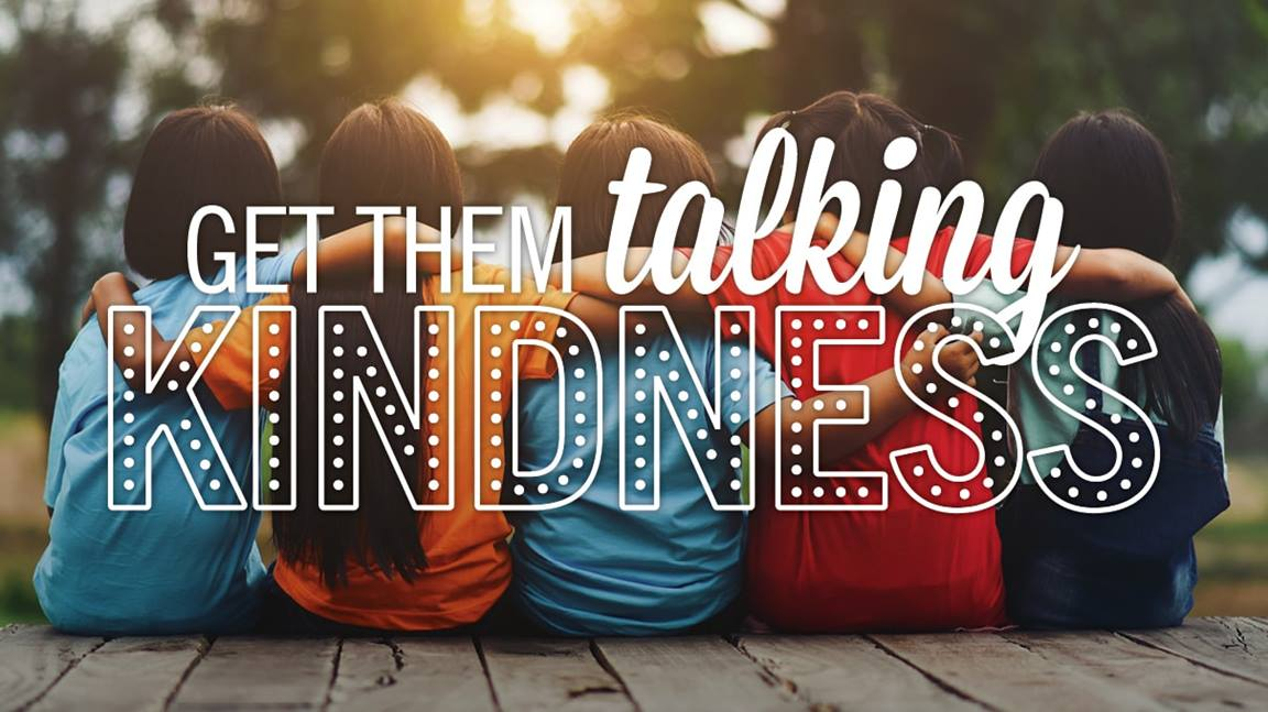 United Methodists teach that we can teach others about God by sharing kindness. Image by Sara Schork, United Methodist Communications.