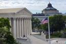 The Supreme Court of the United States. Photo by Clayton Childers, United Methodist Board of Church and Society.