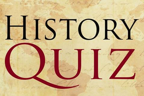 Take our United Methodist History Quiz. Photo illustration by Cindy Caldwell, United Methodist Communications.