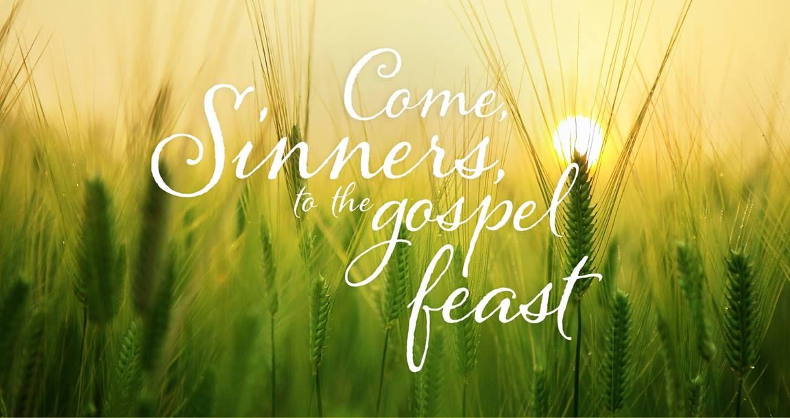 "Charles Wesley's ""Come, Sinners, to the Gospel Feast"" invites everyone to new life in Christ, to communion, and to welcome others. Image by Kathryn Price, United Methodist Communications."