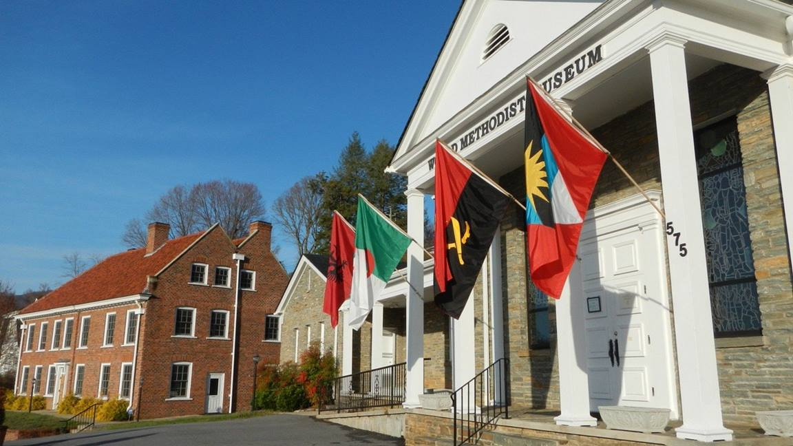World Methodist Museum at Lake Junaluska, N.C. Photo courtesy of the World Methodist Council.