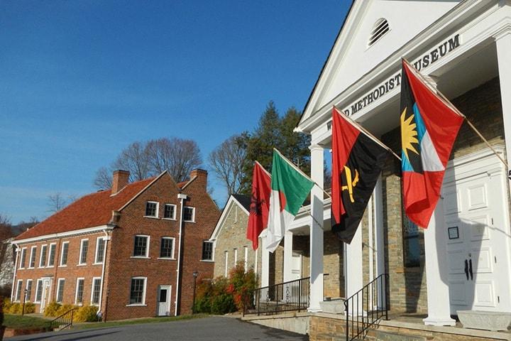 World Methodist Museum at Lake Junaluska, N.C. Photo courtesy of the World Methodist Council.