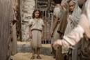 "Jesus confronts the Roman centurion Severus in this scene from ""The Young Messiah."" 2016 Focus Features. All Rights Reserved. Used with permission."