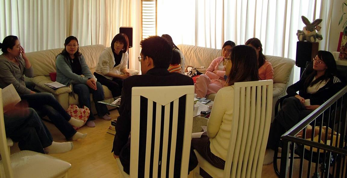 "Class Meetings still gather today whenever a group enters into one another's lives to answer the question, ""How is your spiritual life?""  Photo by pchow98, courtesy of Flickr"