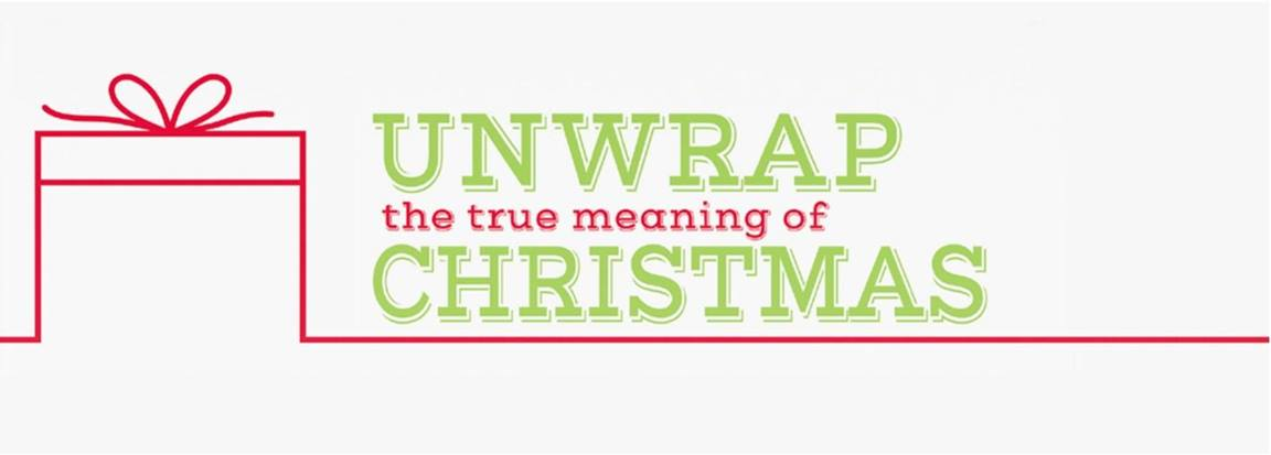 Unwrap the true meaning of Christmas in your community! Have some fun, celebrate the joy of the holidays and extend warm invitations.