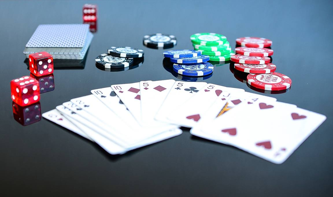The United Methodist Church opposes gambling in all its forms. Photo by Tom and Nicki Löschner, courtesy of Pixabay.