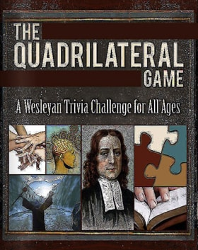 The Quadrilateral Game offers an opportunity to learn while you play. Photo courtesy Cokesbury.com.