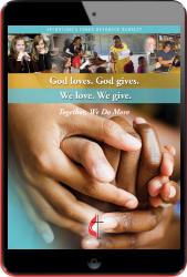 God Loves. God Gives. Ebook - UMC Giving