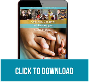 UMC Giving Ebook Download button