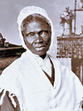 Sojourner Truth. National Portrait Gallery, Smithsonian Institution.
