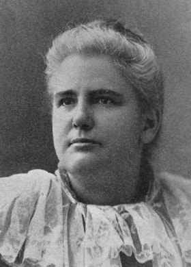 Anna Howard Shaw. History of woman suffrage archive.