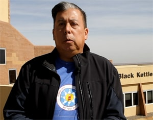 The Rev. David Wilson, superintendent of the Oklahoma Indian Missionary Conference, discusses the March 7-11 immersion experience, which included a visit to the site of the Washita Massacre in Cheyenne, Oklahoma. Watch video.