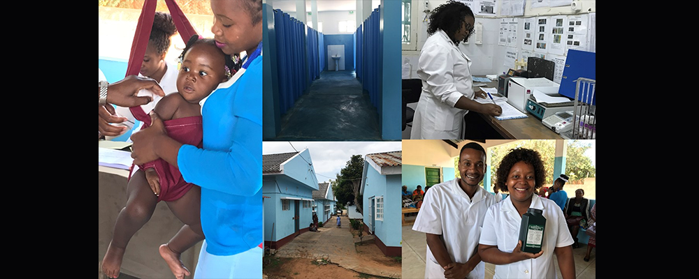 After two years and the help of the Abundant Health Initiative, the Chicuque Rural Hospital in Mozambique has made great strides in clean-up and capacity building.