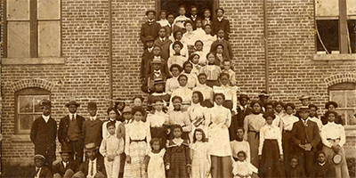 This photo, taken in 2010, shows Bennett College, a women-only school in Greensboro, N.C.