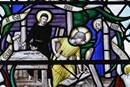 Joseph's character helped shape Jesus. Photo by Fr. Lawrence Lew, CC BY-NC-ND 2.0, via Flickr.