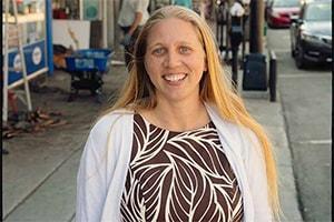 Duke Divinity School Alumna Laura Beach Byrch, M.Div. '11, Boone UMC. Courtesy photo.