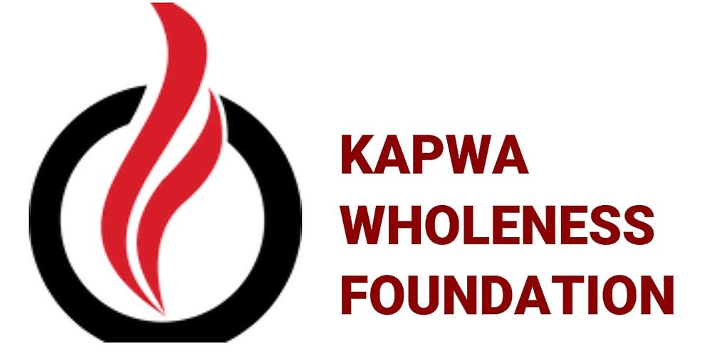 Kapwa Wholeness Foundation fights substance abuse in Nigeria (goes live 11-4) Foundation logo. Courtesy photo.