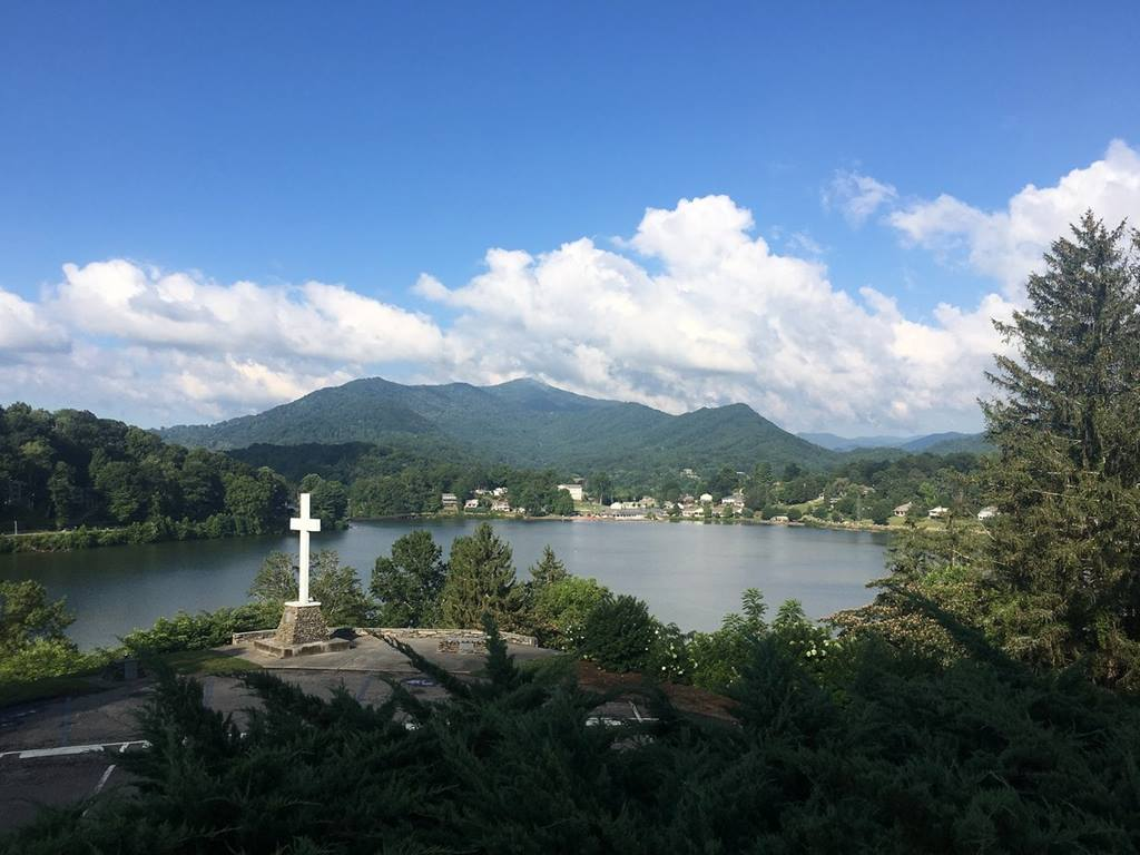 The Council of Bishops' November 2019 meeting was held at Lake Junaluska Assembly in North Carolina. (Photo by Kathleen Barry, United Methodist Communications.)