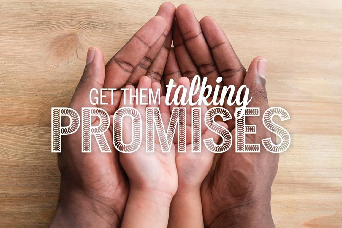 Mary said yes to God. Have a family conversation to talk about how each member will say yes to God in the year to come. Image by Sara Schork, United Methodist Communications.