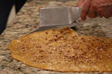 An East Ohio congregation has funded ministries for more than 50 years by making peanut brittle.