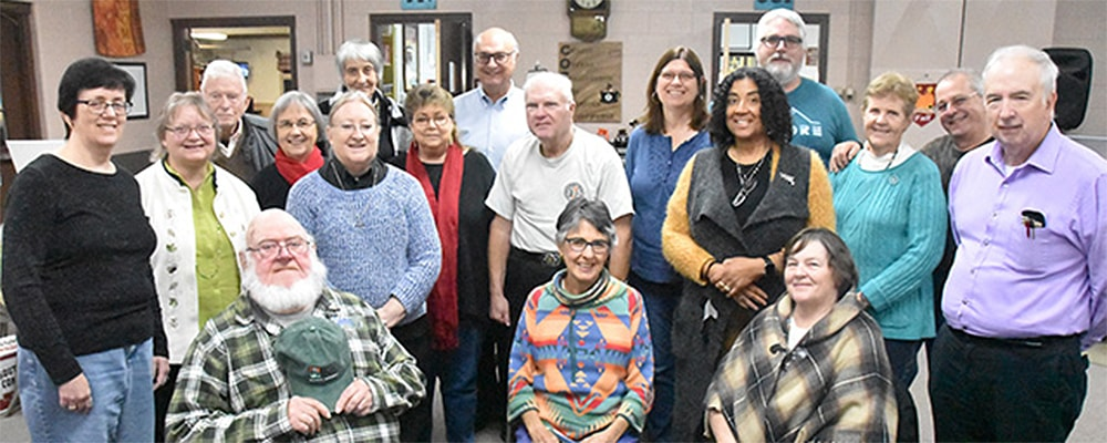 Eastern Pennsylvania Conference CONAM members gather for photo. Courtesy photo.