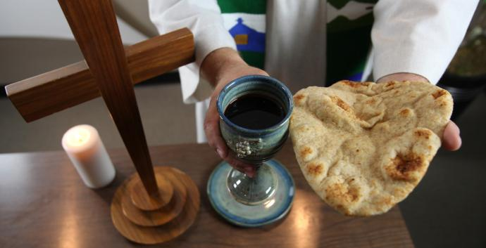 Desiring to fill the communion chalice with an unfermented wine substitute, a Methodist Episcopal communion steward launched a grape juice company.