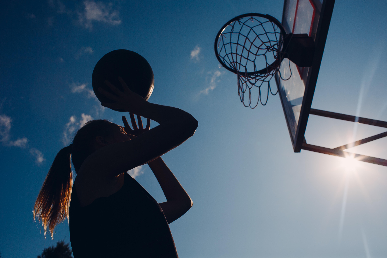 Practice faith and basketball