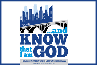 "The theme for the 2020 General Conference, ""…and know that I am God,"" is based on an excerpt from Psalm 46:10. The entire verse reads: ""Be still, and know that I am God! I am exalted among the nations. I am exalted in the earth."" (NRSV). The verse number may vary in non-English translations."