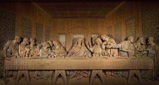 다락방이라는 제목은 제자들이 예수님과 특별한 시간을 보냈던 최후의 만찬을 떠올리게 한다. 사진 제공: 캐트린 배리, 연합감리교회 공보부.
